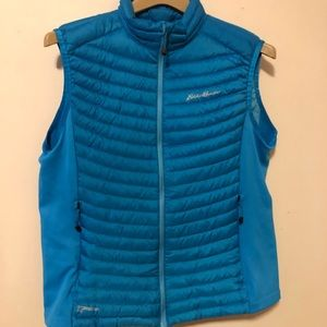 Eddie Bauer First Ascent Stormdown Vest MED